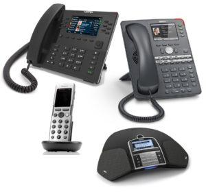 VoIP Hardware Telefone