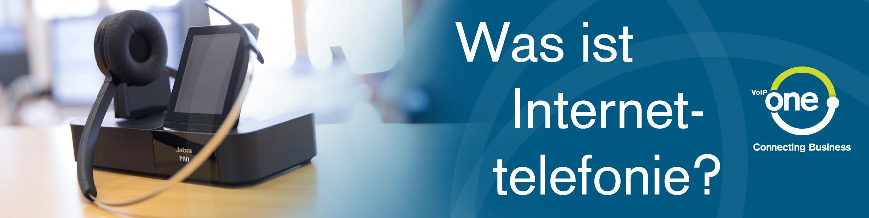 VoIP-Einführung - Internettelefonie