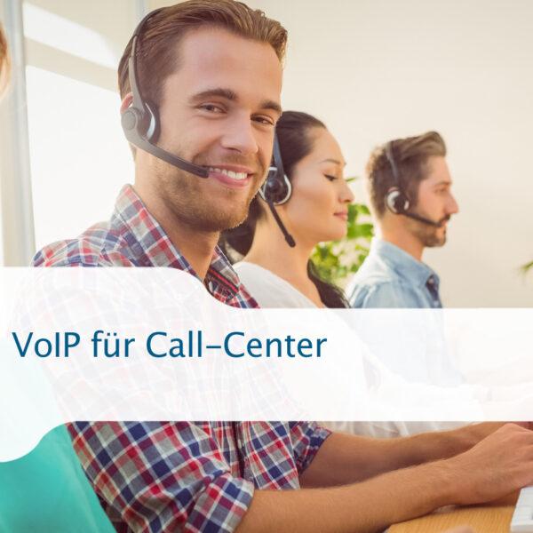 VoIP für Call-Center