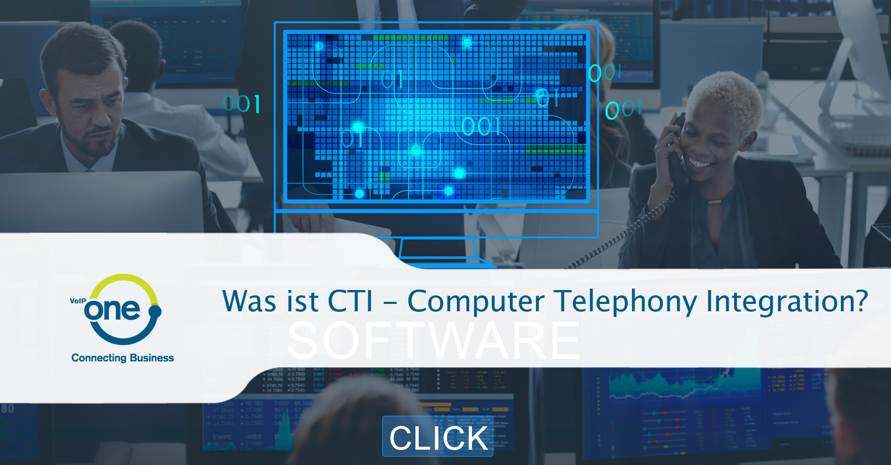 Was ist CTI - Computer Telephony Integration?
