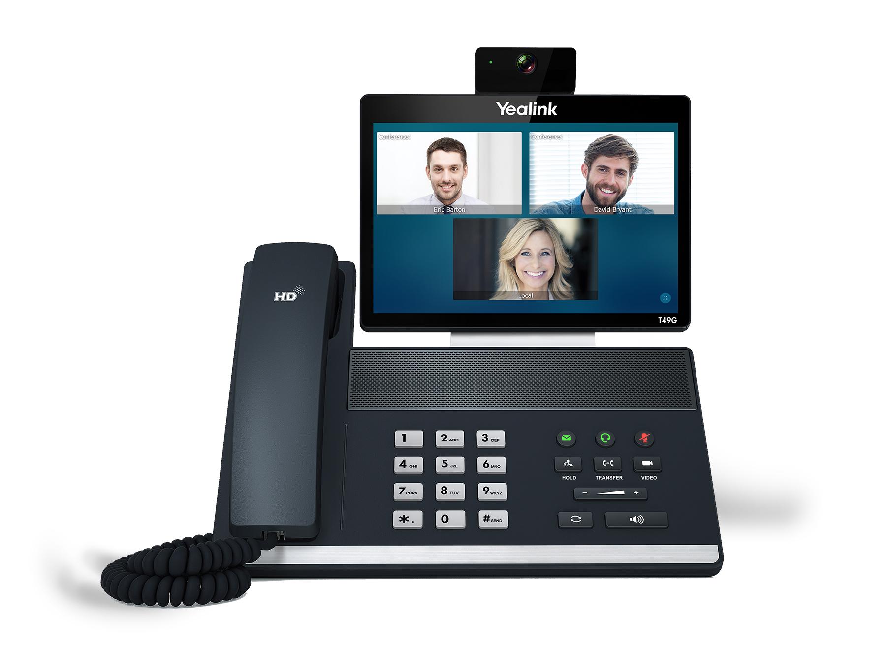 SIP VP-T49G Yealink Videophone