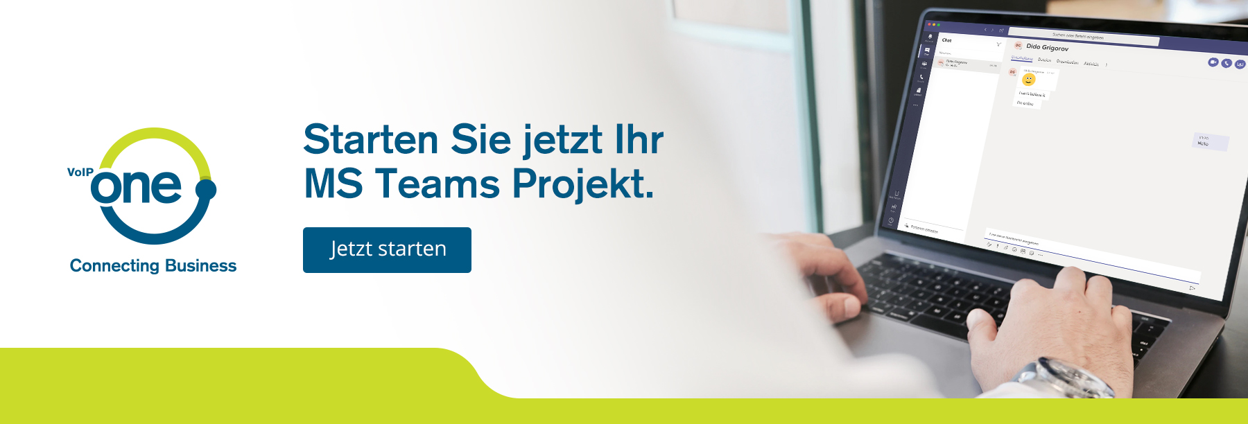 Microsoft Teams - Jetzt starten