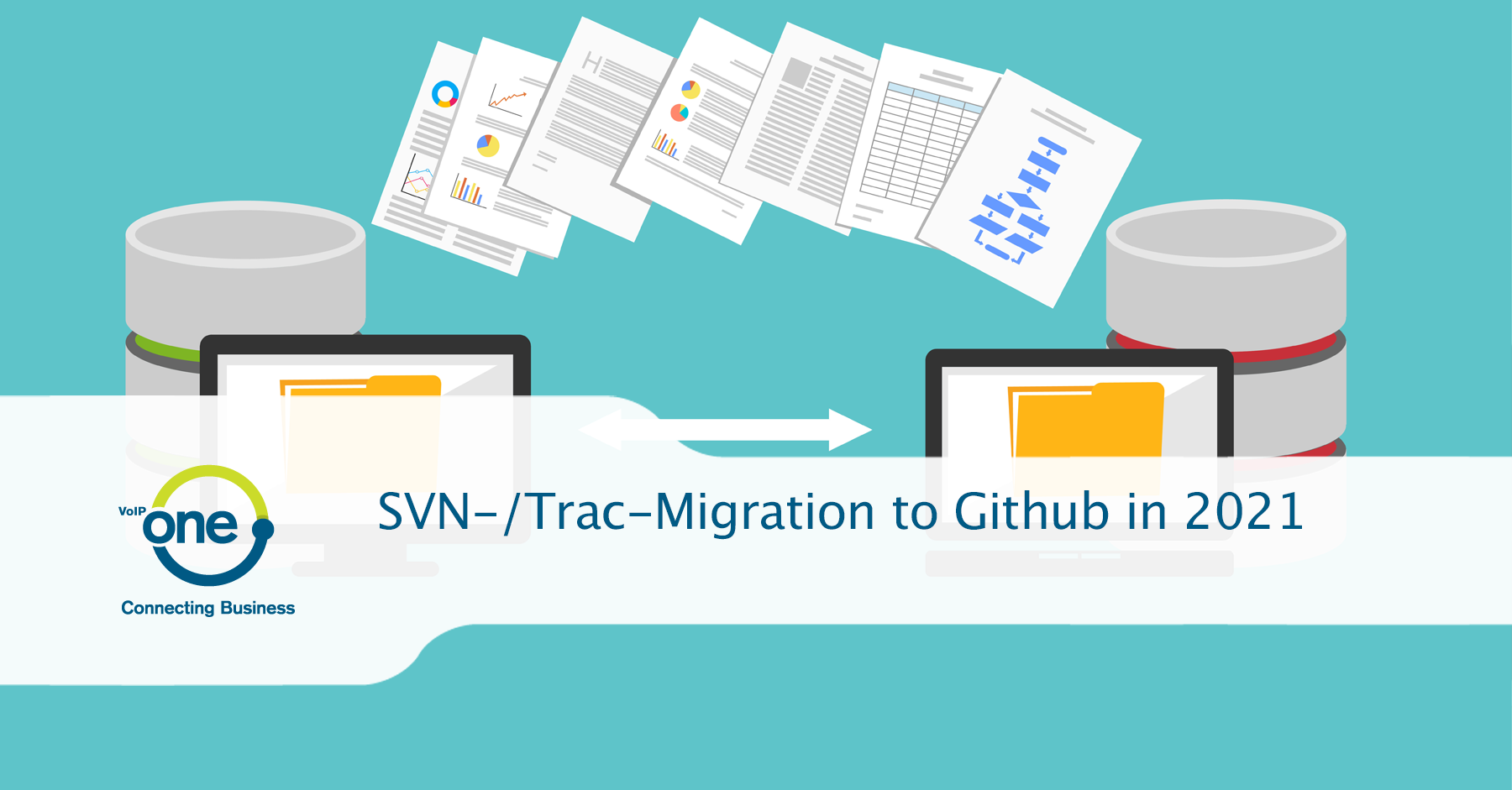 SVN-/Trac-Migration to Github in 2021